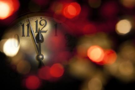 CHRONIQUE / C'est le 31 décembre! La dernière journée de cette horrible année... (123rf)