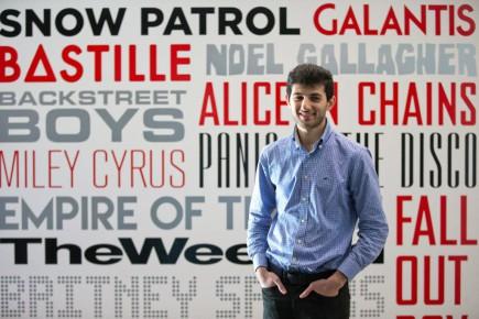 Frédéric Maliha, ingénieur junior en recherche et développement chez SACO.