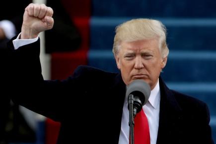 Le président des États-Unis, Donald Trump... (AFP)