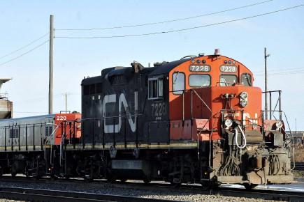 Le transporteur ferroviaire a affiché mardi un bénéfice de 1,02 milliard, soit 1,32 $ par action, pour son quatrième trimestre. Ses revenus pour cette période ont atteint 3,22 milliards.