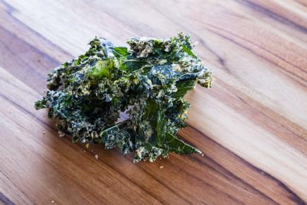 Le chou frisé (kale) permet de faire des... (123rf)