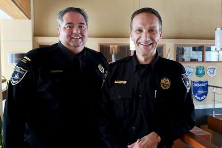 Les agents de prévention de la Sécurité publique... (Photo Le Quotidien, Rocket Lavoie)