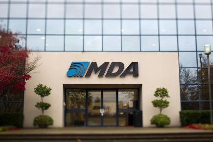 MDA a notamment fourni le bras robotisé utilisé à bord de la navette spatiale.