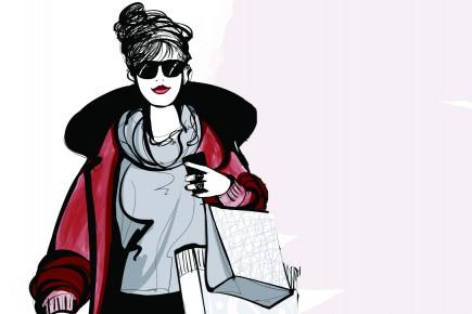 CHRONIQUE / Le défi était tout simple: un mois sans s'acheter de vêtements.... (Photo 123rf)