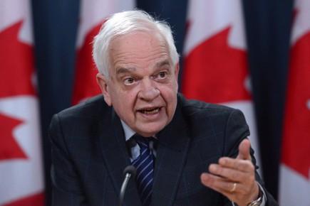 Le nouvel ambassadeur du Canada en Chine,John McCallum