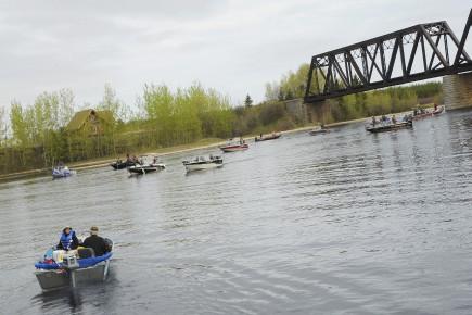 C'est demain l'ouverture de la pêche à la... (Archives Le Quotidien, Gimmy Desbiens)