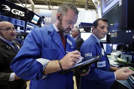 «Ce qui est intéressant, ce n'est pas ce qui se passe sur le marché, mais ce qui ne se passe pas», a résumé Gregori Volokhine, de Meeschaert Financial Services.