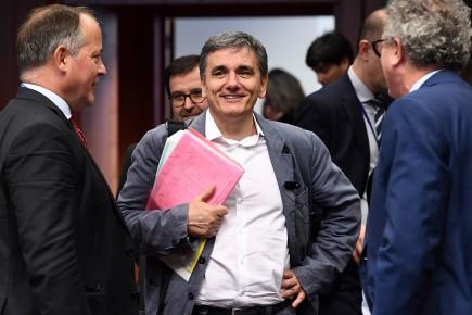«Nous travaillons à une bonne solution, pas une solution parfaite, mais une bonne solution, et je suis confiant que nous l'aurons», a déclaré le ministre grec des FinancesEuclid Tsakalotoslors d'une rencontre avec la presse étrangère.