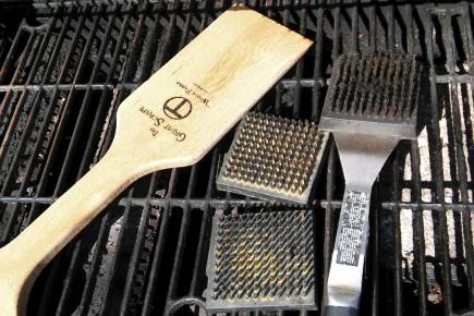 CHRONIQUE / Récemment, ma blonde nous a fait acheter un outil en bois pour... (Photo tirée d'Internet)
