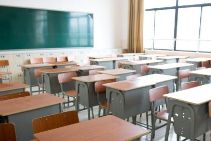 École... (Archives Le Droit)