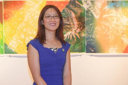 Wuon-Gean Ho à Presse Papier