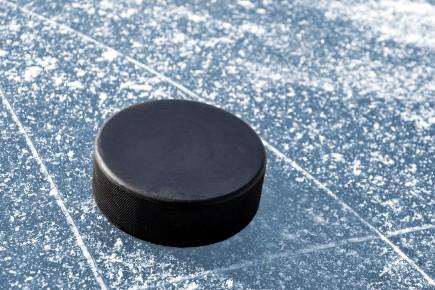 Hockey... (Archives)