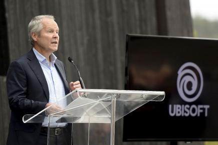 Le PDG du groupe Ubisoft, Yves Guillemot, était... (Photo Le Quotidien, Jeannot Lévesque)