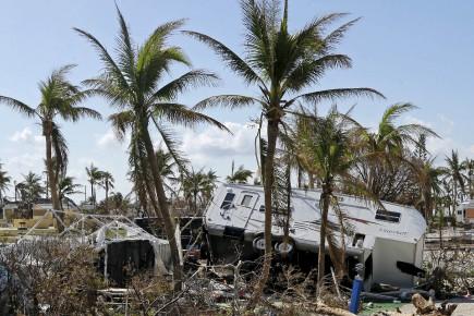 Irma a causé d'importants dommages en Floride et... (Archives AP)