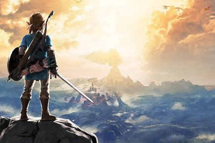 Zelda: Breath of the Wild... (Courtoisie)