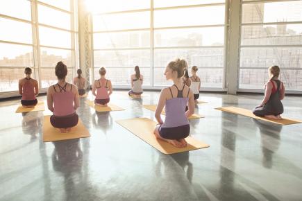 Yoga chaud lanaudiere