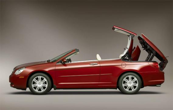 chrysler sebring cabriolet 2002 2010 pour rouler avec. Black Bedroom Furniture Sets. Home Design Ideas