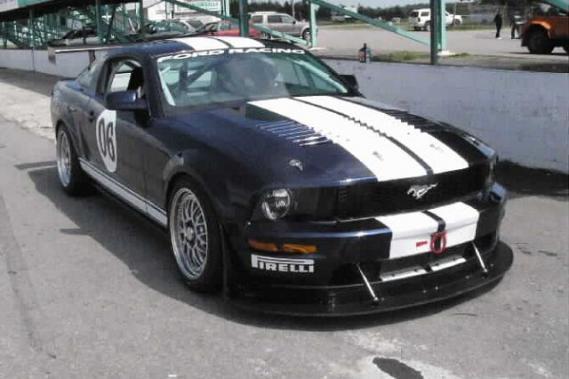La Mustang la plus chère au Canada est la FR500C. Malheureusement, elle n?est pas facilement disponible.