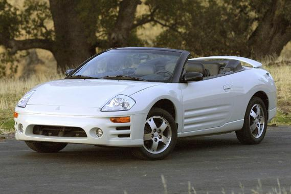 mitsubishi eclipse 2003 2005 une voiture culte jean fran ois guay collaboration sp ciale. Black Bedroom Furniture Sets. Home Design Ideas