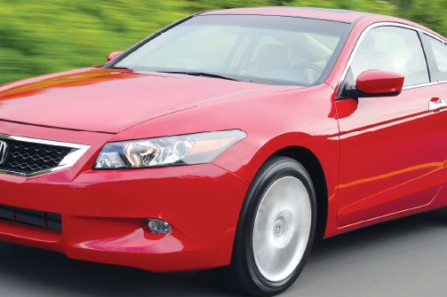 La nouvelle Accord, dont les lignes sont gardées secrètes par Honda, sera dévoilée en primeur a Detroit en janvier prochain.