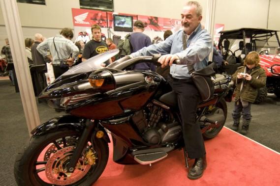 Salon de la moto de montr al le rendez vous ultime - Salon de moto montreal ...