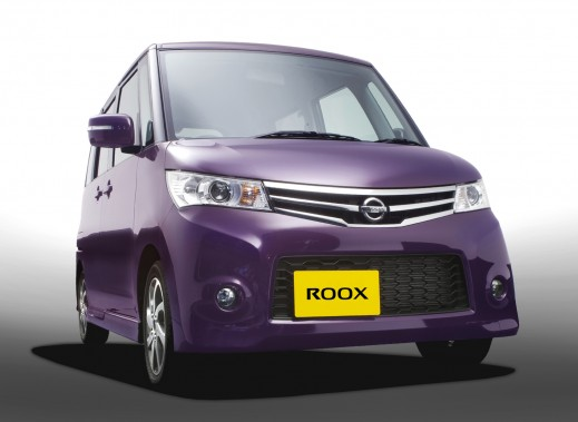 Le Nissan Roox sera lancé au courant de l'année 2010 au Japon.