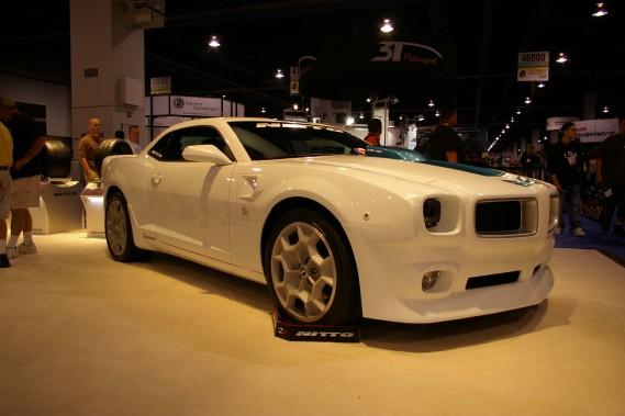 Le préparateur américain a créé ce qui aurait pu être une Trans-Am à partir de la Camaro 2010.
