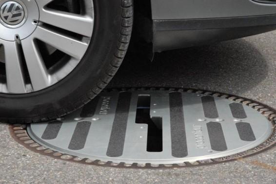 Le TyreEye H3-D mesure de manière précise et en temps réel la profondeur du profil des pneus des véhicules en mouvement.