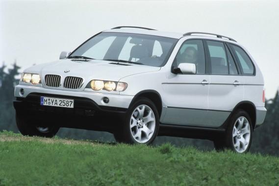 BMW X5 2006.