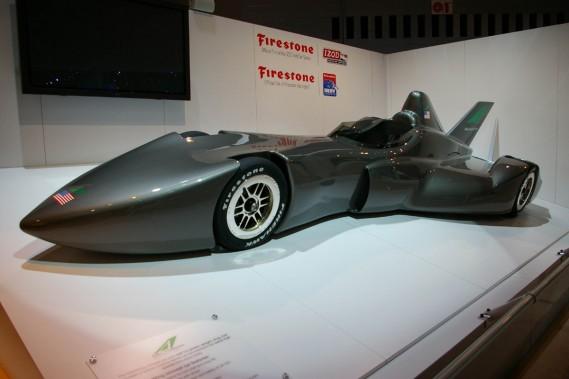 Verrons-nous ce genre de voiture de course sur nos circuits?