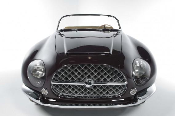 ford cisitalia 808 xf 1952 retour aux sources d 39 une voiture historique s bastien templier. Black Bedroom Furniture Sets. Home Design Ideas