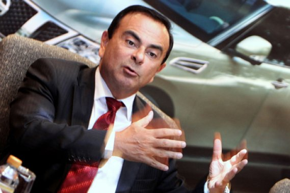 Carlos Ghosn, le PDG de l'Alliance Renault-Nissan.