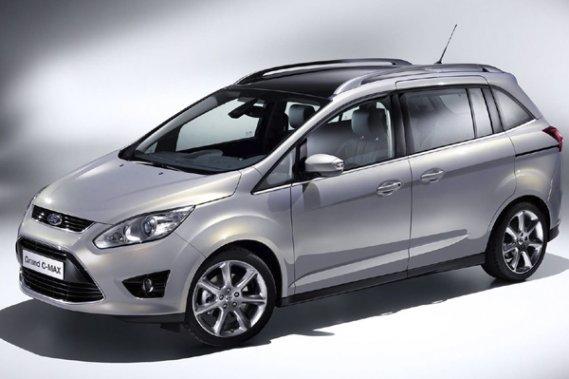 Ford pourrait très bien commercialiser cette fourgonnette compacte Grand C-Max à sept passagers en Amérique du Nord.