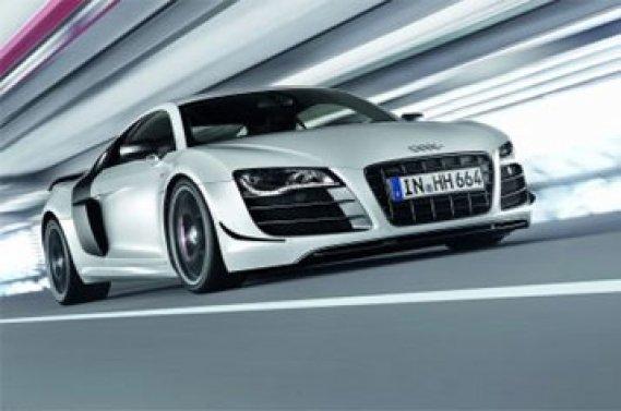 L'Audi R8 GT sera produite en série limitée à 333 exemplaires. Chaque modèle recevra une plaque unique.