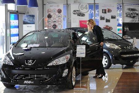 Les ventes mondiales de véhicules continuent de croître, sauf en Europe de l'Ouest.