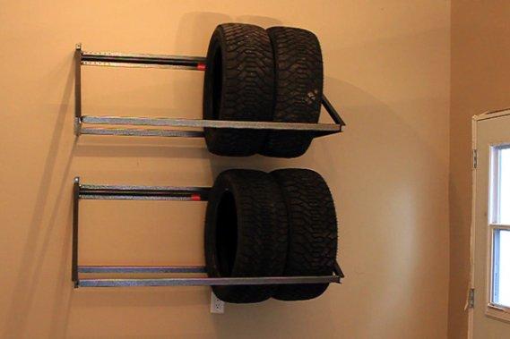rangement pneu garage tag res rangement stockage charges. Black Bedroom Furniture Sets. Home Design Ideas