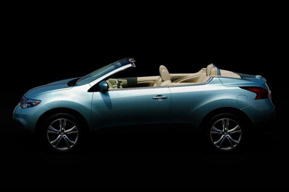 La version décapotable du multisegment Nissan Murano est l'une des nouveautés présentées au salon de Los Angeles, qui ouvre ses portes aux médias mercredi.