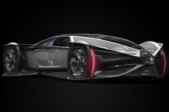 La Cadillac Aera a remporté le 7e concours de design du Salon de Los Angeles.