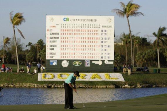 Cadillac sera le commanditaire principal du plus prestigieux des quatre tournois World Golf Championships, celui de Doral, en Floride.