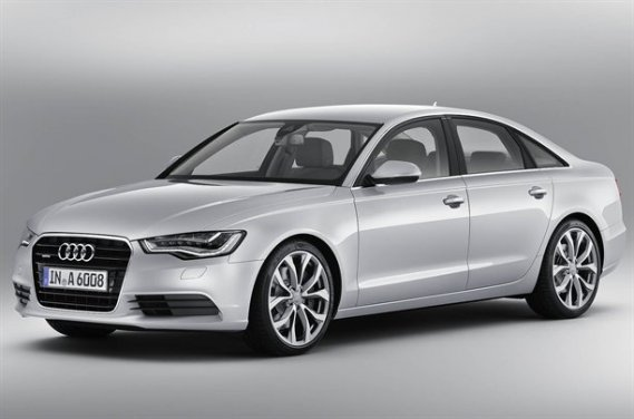 la nouvelle audi a6 en d tail actualit s. Black Bedroom Furniture Sets. Home Design Ideas