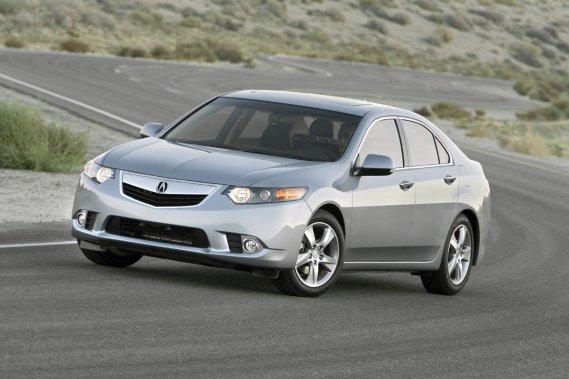 L'Acura TSX 2011.