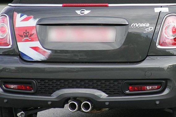 Le moteur diesel de la Mini ne consommerait qu'une moyenne de 4,3 litres de carburant par 100 km.
