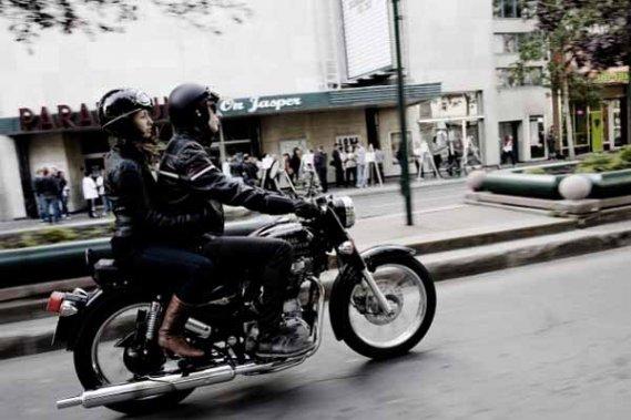 Salon de la moto montr al vent de fra cheur et de - Salon de moto montreal ...
