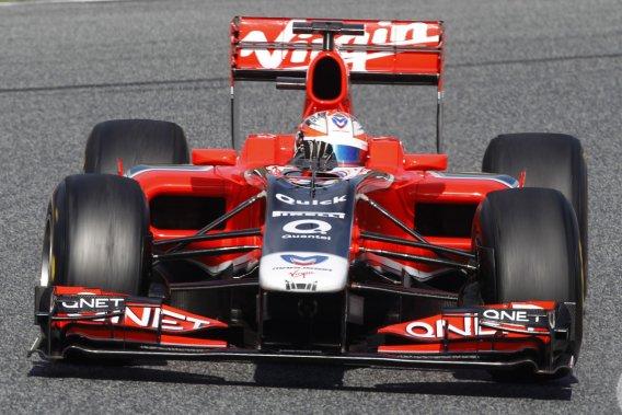 L'Allemand Timo Glock va poursuivre sa carrière en dehors de la Formule 1.