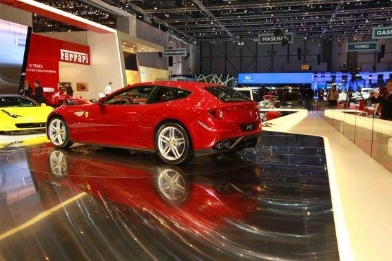 La Ferrari FF.
