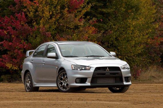 Mitsubishi met à mort sa légendaire Lancer Evo, préférant se concentrer sur des véhicules plus écoénergétiques.