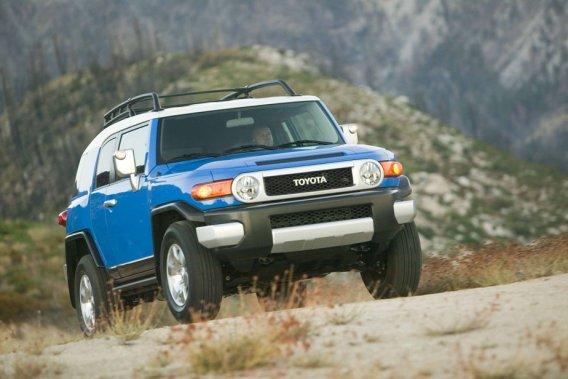 Le Toyota FJ Cruiser est le véhicule dont la dépréciation est la moins  importante après trois ans (24%) puis cinq ans (37%) de mise en marché,  selon le<em> Kelley Blue Book</em>.