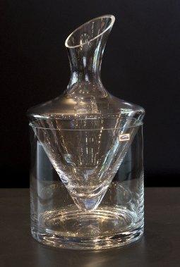 Choisir une carafe karyne duplessis pich collaboration sp ciale vins - Carafe filtrante que choisir ...