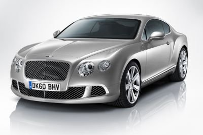 La Bentley Continental GT