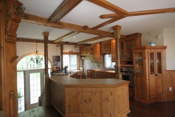 Cottage devant la baie de vaudreuil marie andr e amiot for Offre cuisine